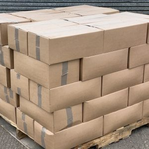 1 Pallet Unbranded Boxes